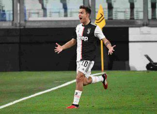 """Juventus, Dybala rivela: """"Non tutti erano d'accordo sul taglio degli stipendi"""""""