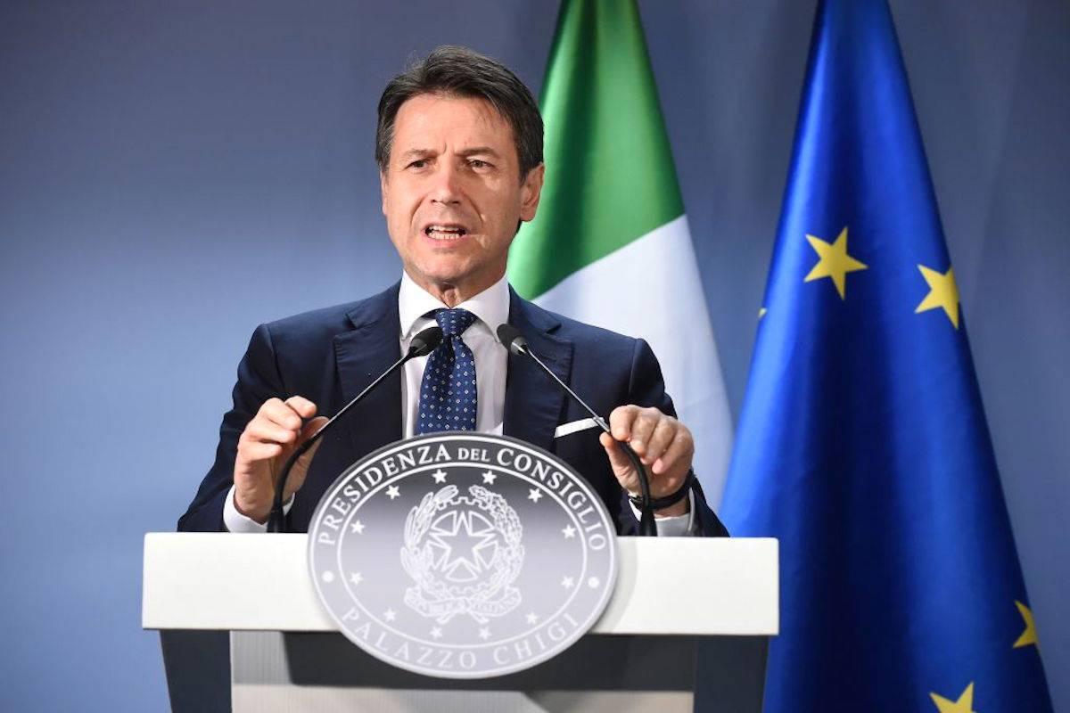 Giuseppe Conte è tifoso della Roma: la rivelazione