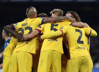 Juventus-Inter, duello per un attaccante del Barcellona