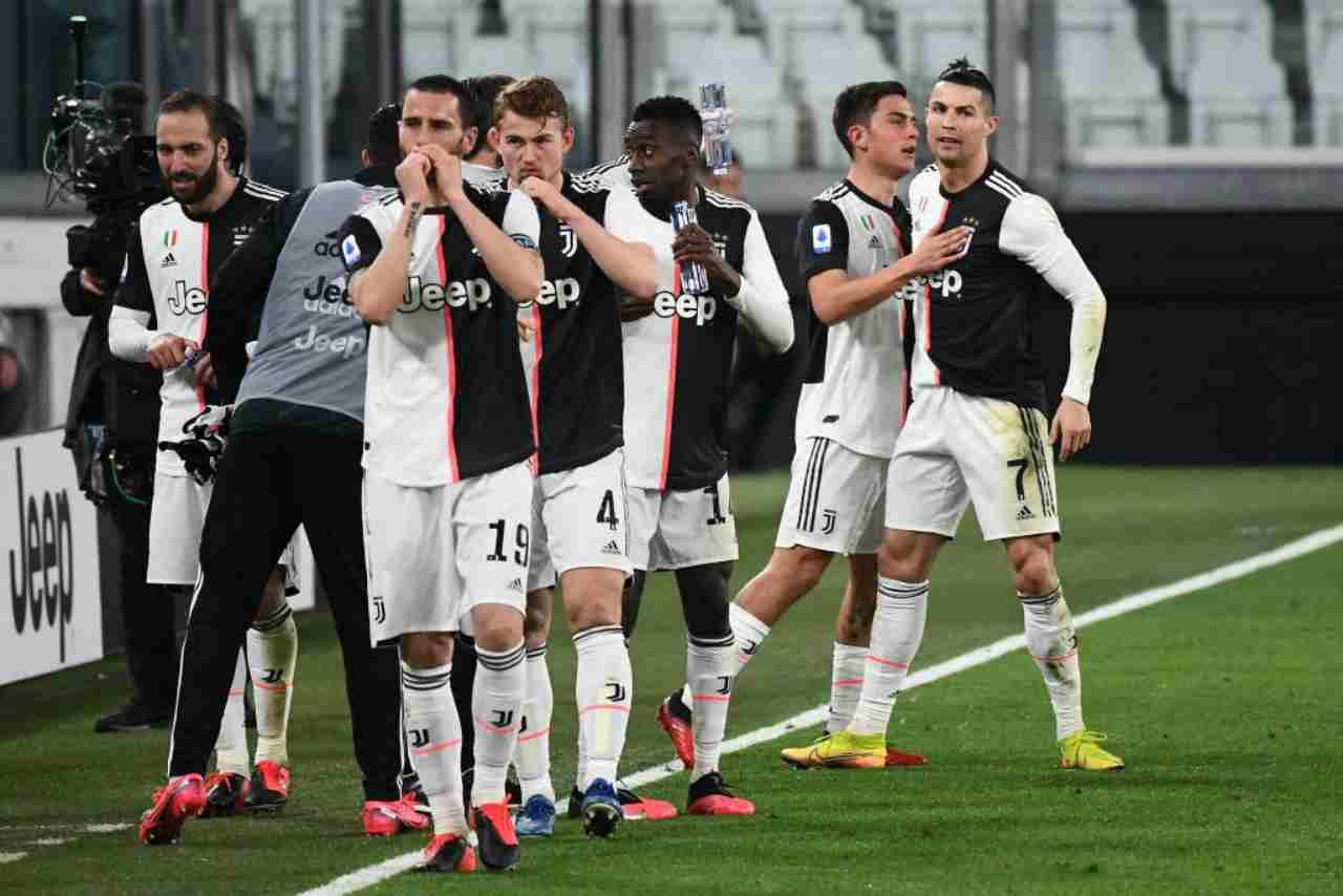 """Covid-19, la Juve ha dettato la linea: """"Serve un fondo di solidarietà"""""""