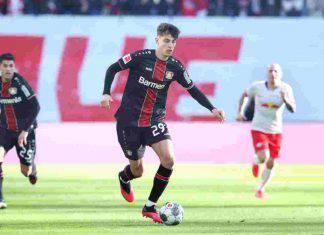 Juventus, addio Havertz: il tedesco ha scelto la sua nuova squadra