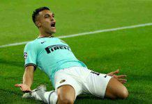 """Inter, Godin: """"Lautaro Martinez ha qualcosa di Suarez e Aguero"""""""