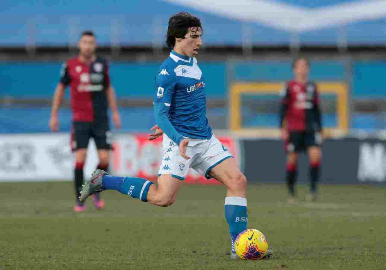 Calciomercato Inter, accordo con Tonali. Il Brescia può far saltare tutto