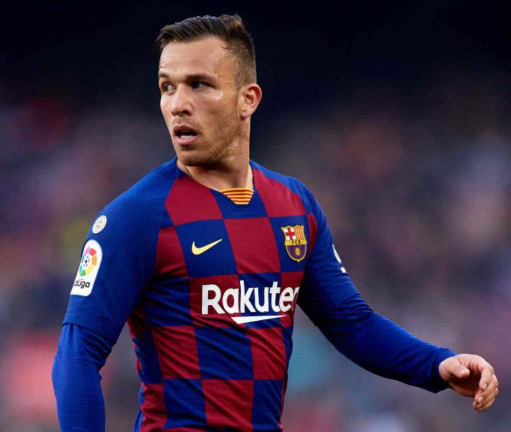 Juventus, per Arthur si può chiudere entro fine mese (Getty Images)
