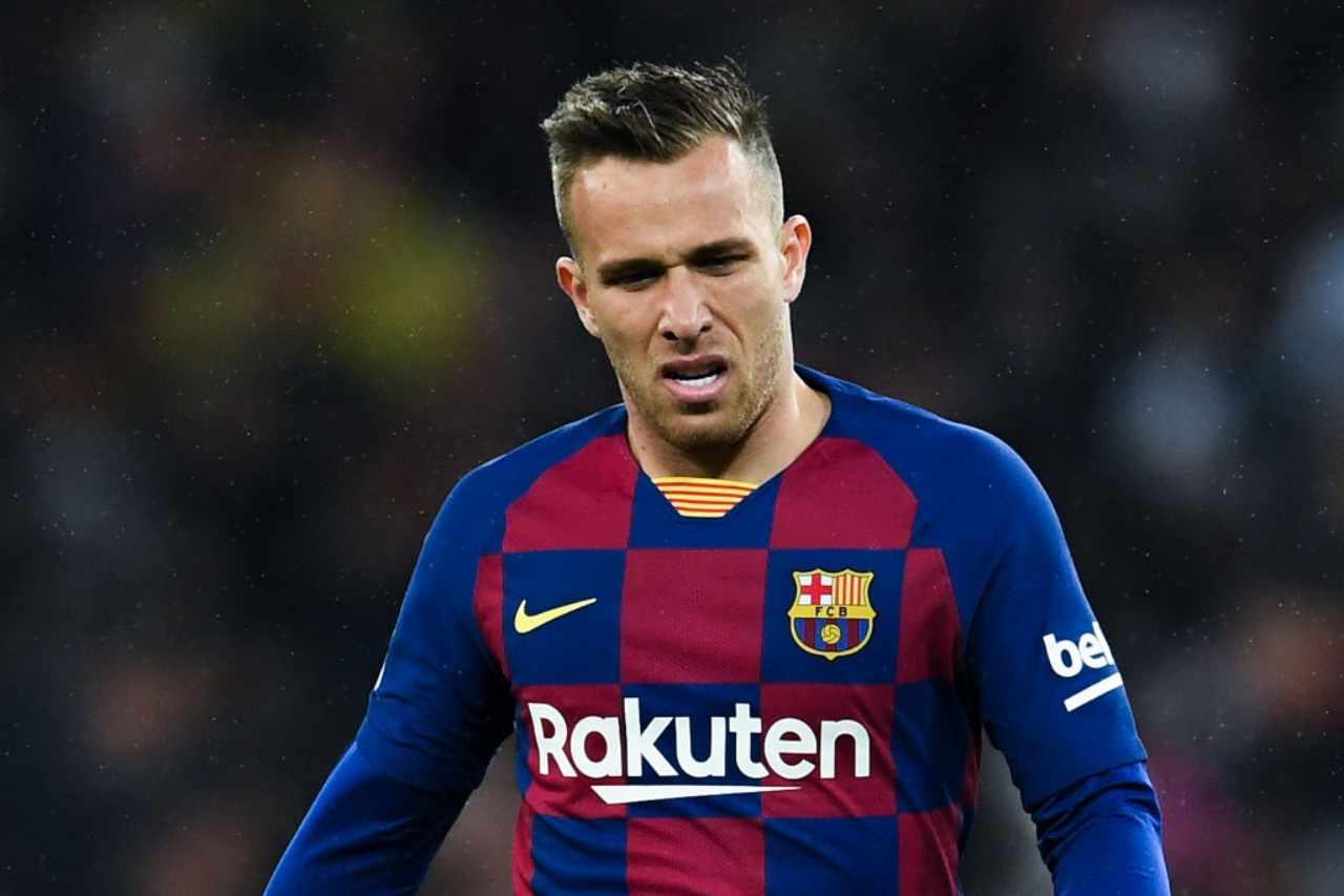 Arthur, la decisione sulla Juventus (Getty Images)