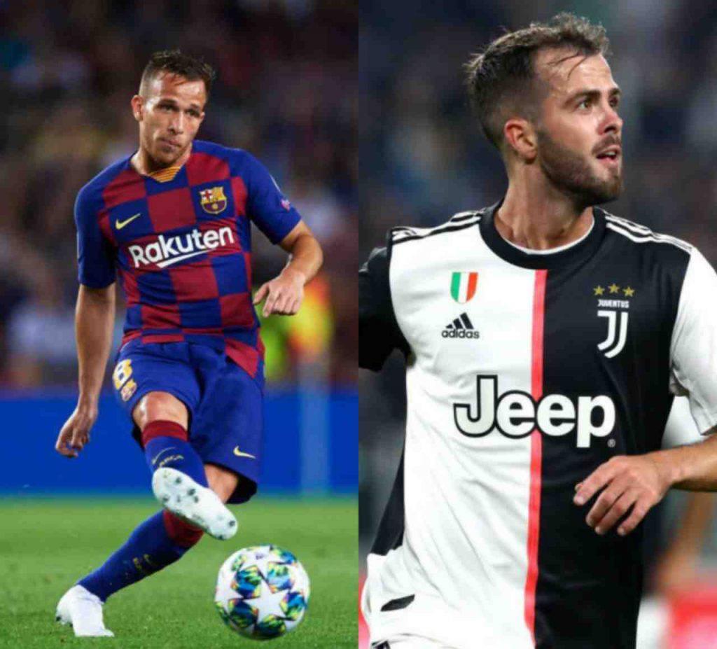 Arthur-Pjanic, si può chiudere a breve: trattativa in discesa tra Juve e Barça (Getty Images)