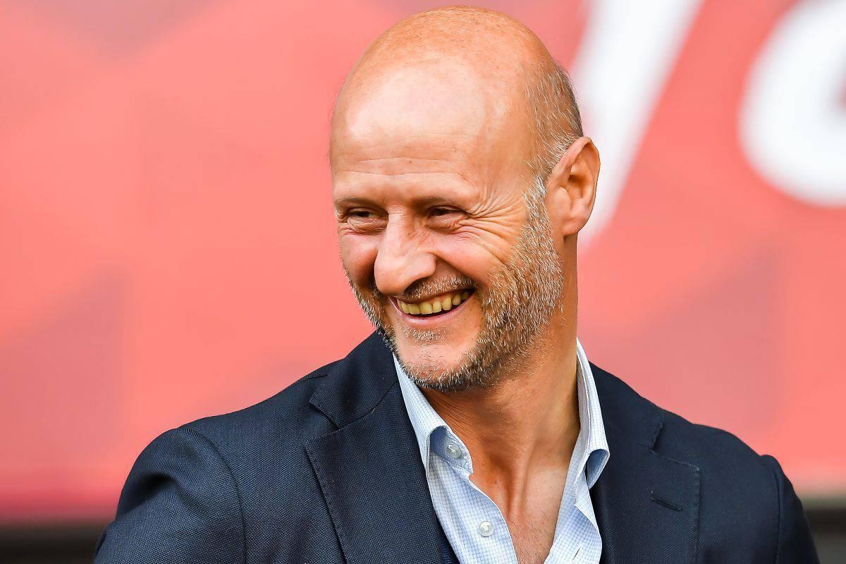Attilio Lombardo ricorda lo scudetto vinto con la Lazio (Getty Images)