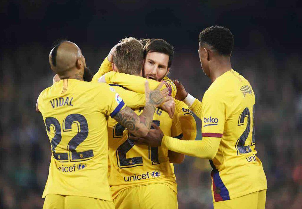 Barcellona, alcuni big potrebbero partire (Getty Images)
