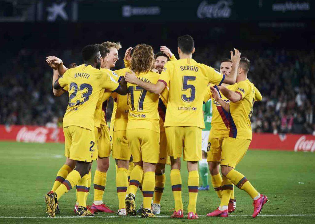 Barcellona, pronta una rivoluzione di mercato nel club (Getty Images)