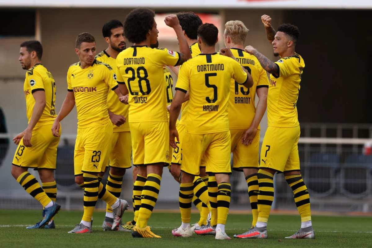 Borussia Dortmund Sancho