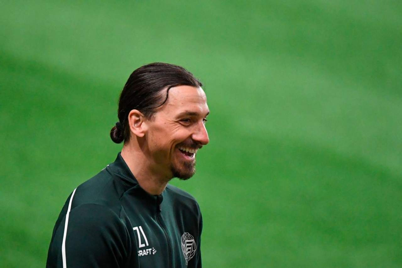 Zlatan Ibrahimovic, futuro incerto (Getty Images)