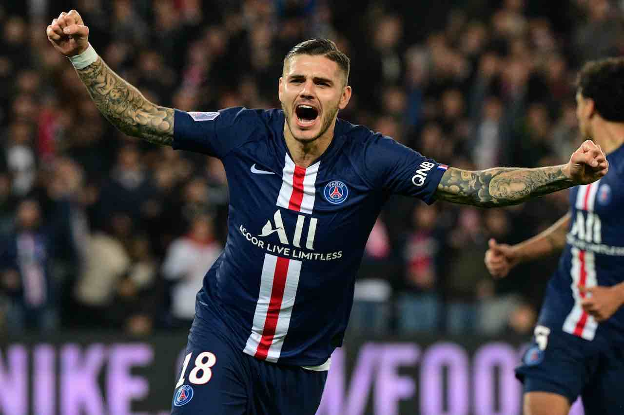 Icardi, nostalgia dell'Inter (Getty Images)