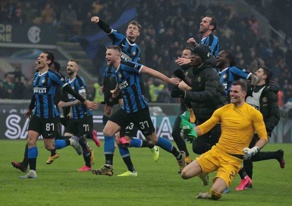 Inter in crescita sui social network (Getty Images)