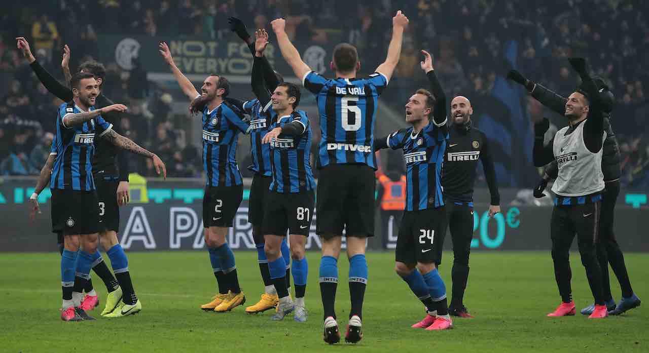 L'Inter è già pronta per il prossimo mercato