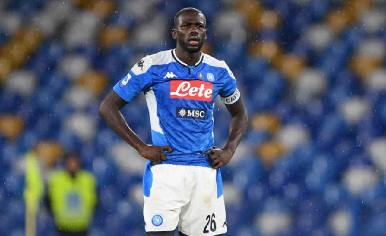 Koulibaly, la proposta del Man United (Getty Images)