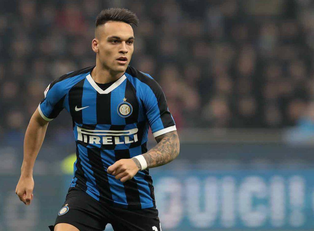 Lautaro Martinez, il sostituto ideale dell'argentino per l'Inter è Salah (Getty Images)