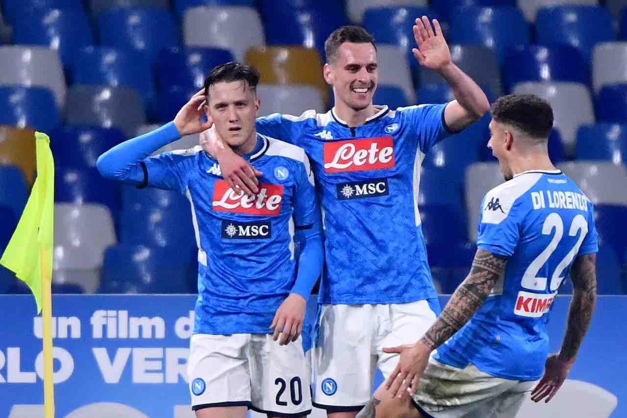 Napoli, Milik non rinnova e aspetta la Juventus