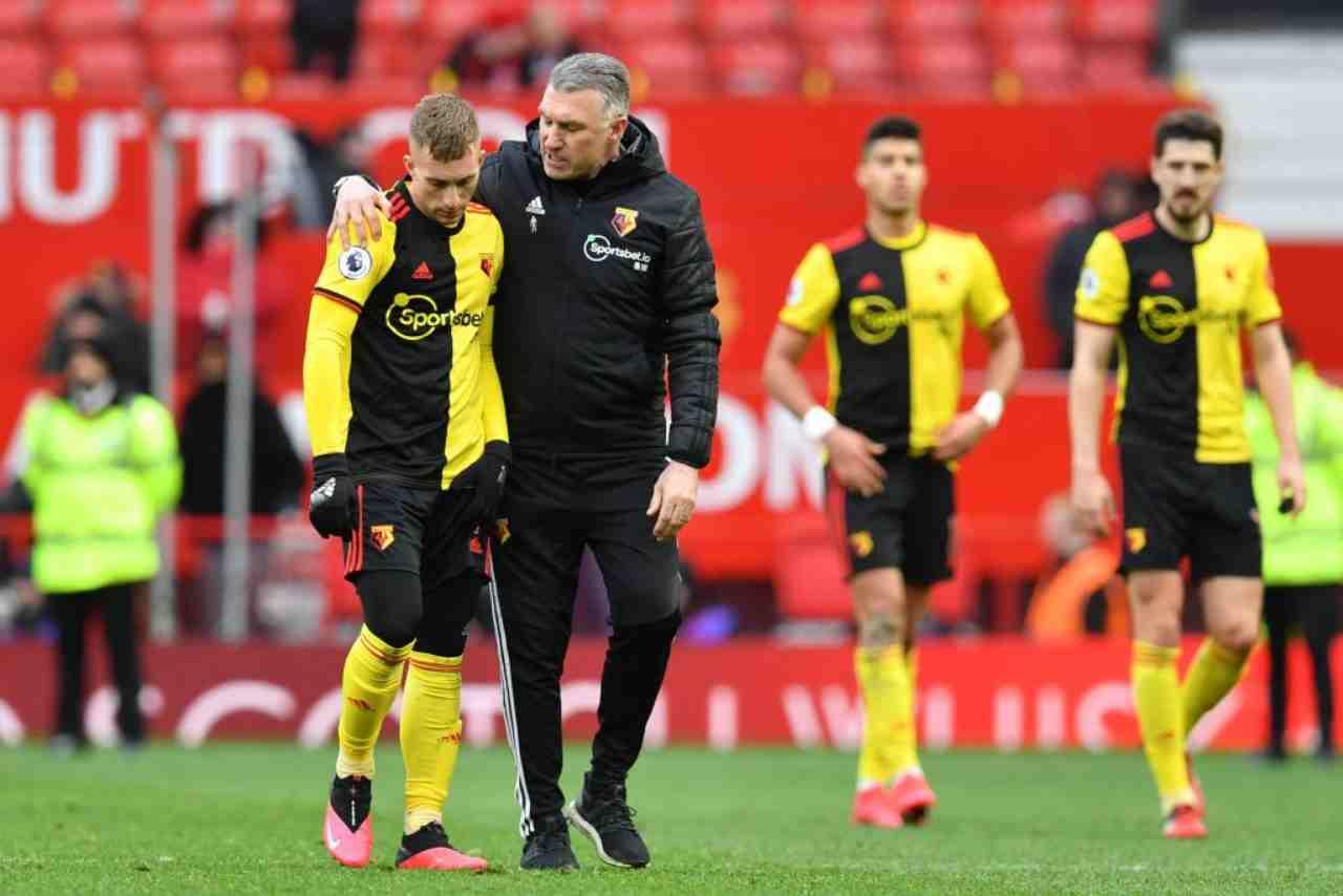 Watford, altri due calciatori in isolamento (Getty Images)
