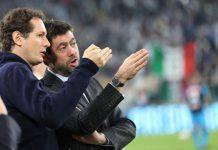 """Juventus, Agnelli al Governo: """"A luglio stadi aperti"""""""