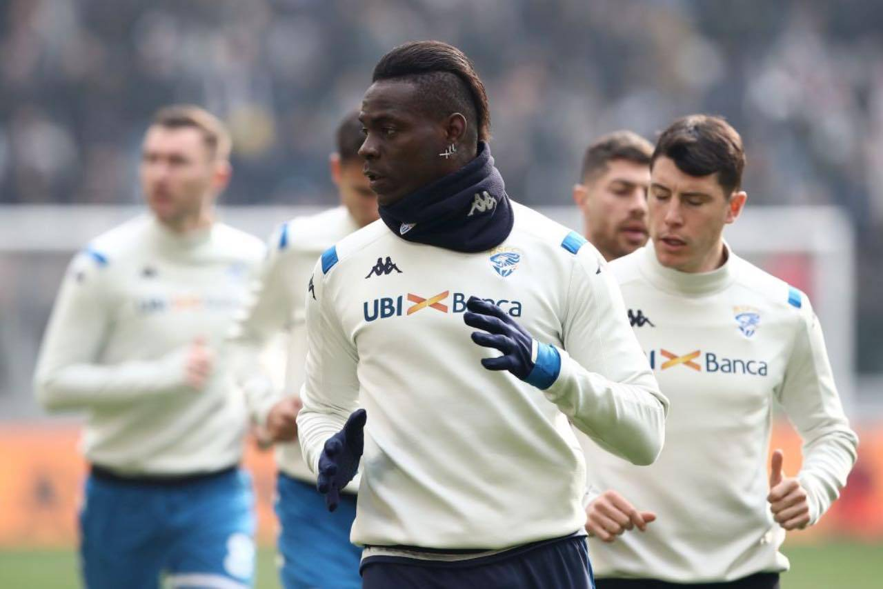 Balotelli, Cellino non lo Riceve: addio al Brescia imminente (Getty Images)