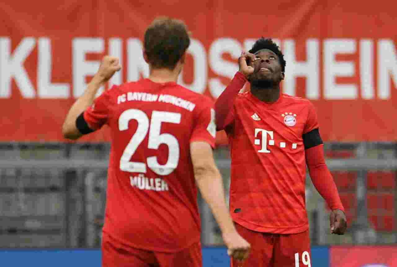Bundesliga, la posizione di Rudi Voller