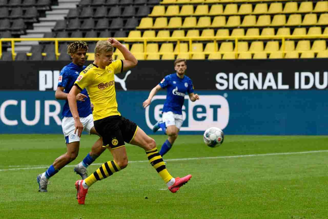 Fattore campo in Bundesliga: i dati della prima giornata