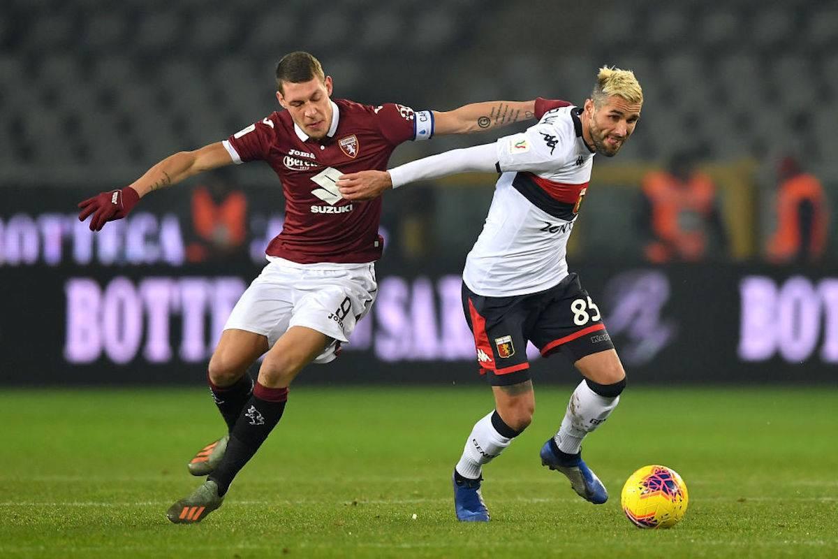 Torino-Genoa rischio rinvio