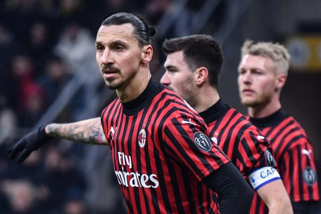 Milan, due le ipotesi per il ritorno in campo di Ibrahimovic