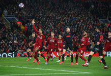 Liverpool, che beffa: potrebbe festeggiare il titolo in campo neutro