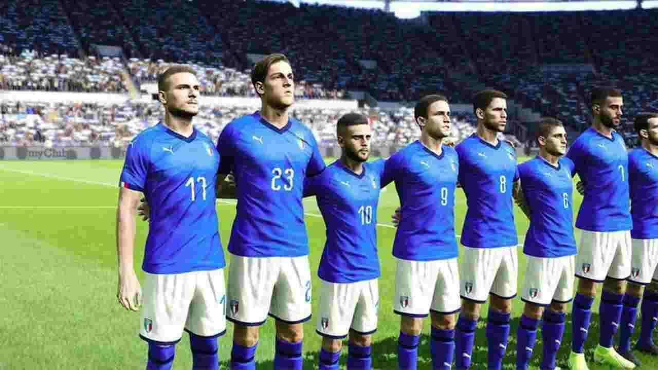 PES, le pack Euro 2020 arrive: date de sortie et ce qu'il contient