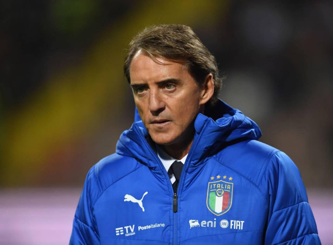 Mancini, l'allarme del C.T. sulla ripresa: rischio infortuni e non solo