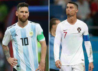 """Messi-Cristiano Ronaldo, Lineker sicuro: """"Non c'è partita"""""""