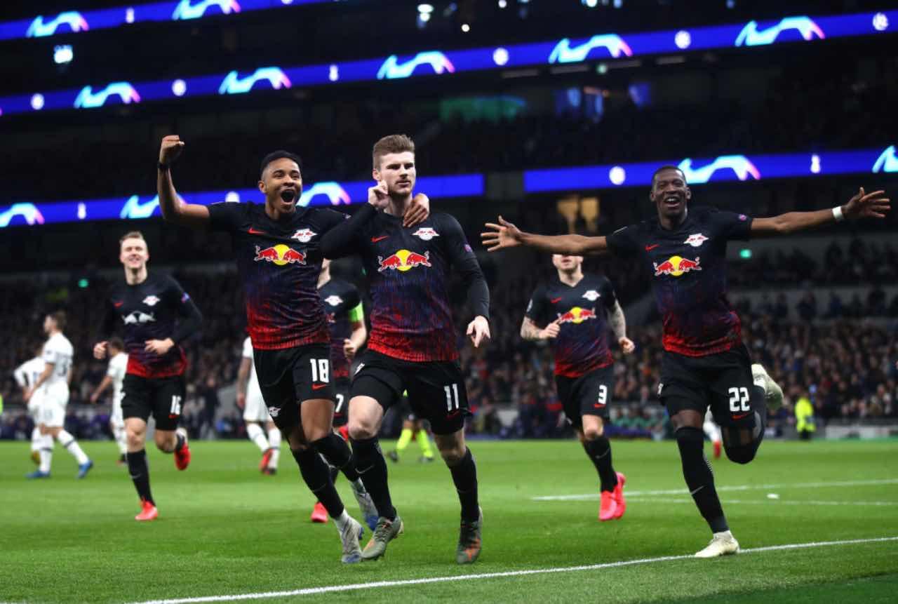 Milan, il primo rinforzo lo porta Rangnick: è talento del Lipsia (Getty Images)