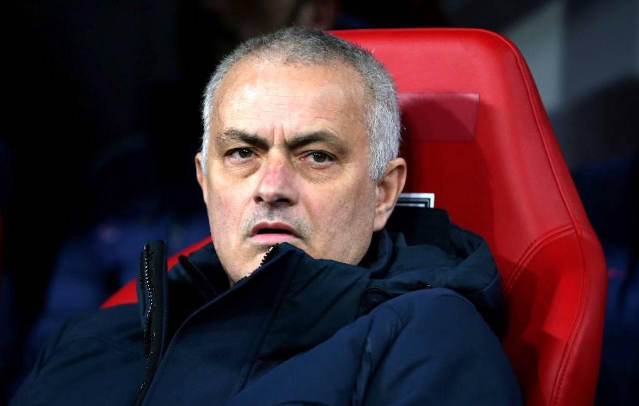 """Mourinho: """"Dissi ai miei giocatori che l'Inter vinse uno scudetto di m..."""""""