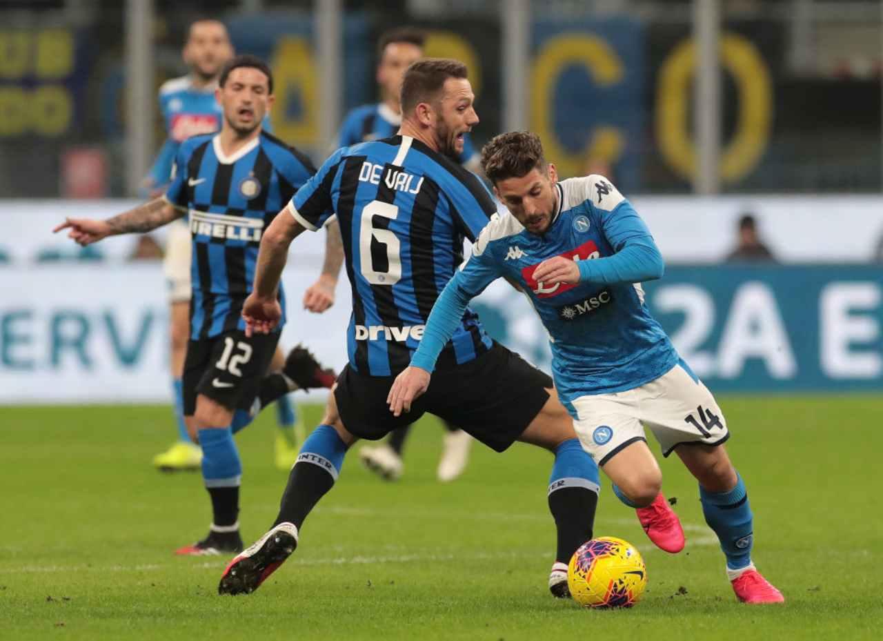 Serie A, ripresa campionato