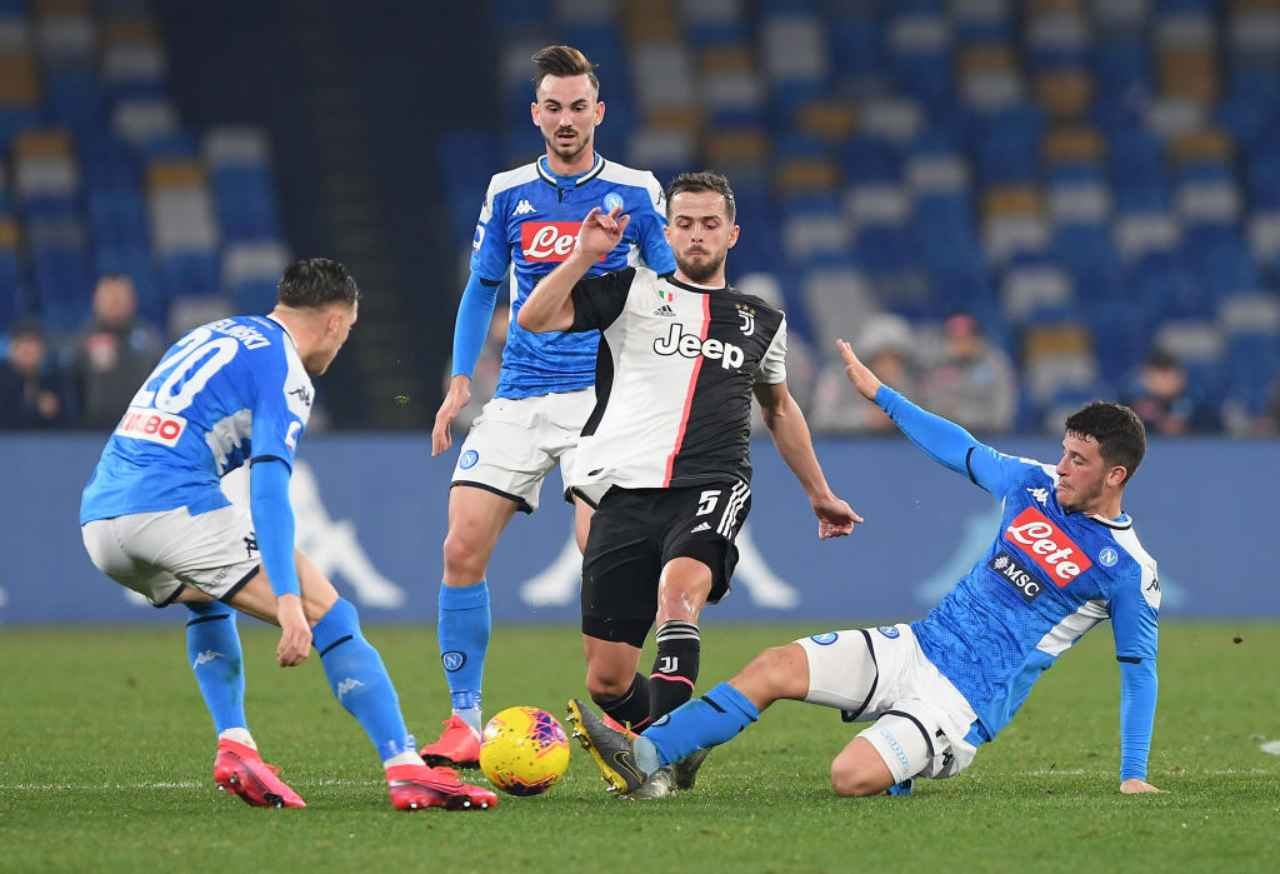 Serie A, potrebbe cambiare anche il prossimo campionato: le idee di Gravina