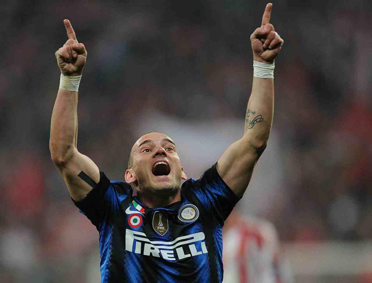 Inter, il no di un ex Arsenal decisivo per Sneijder: cosi nacque il Triplete