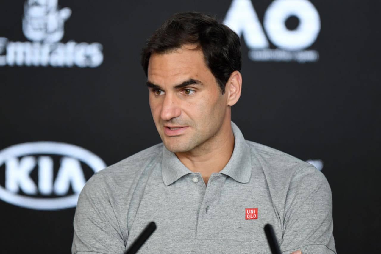 Tennis: Federer,