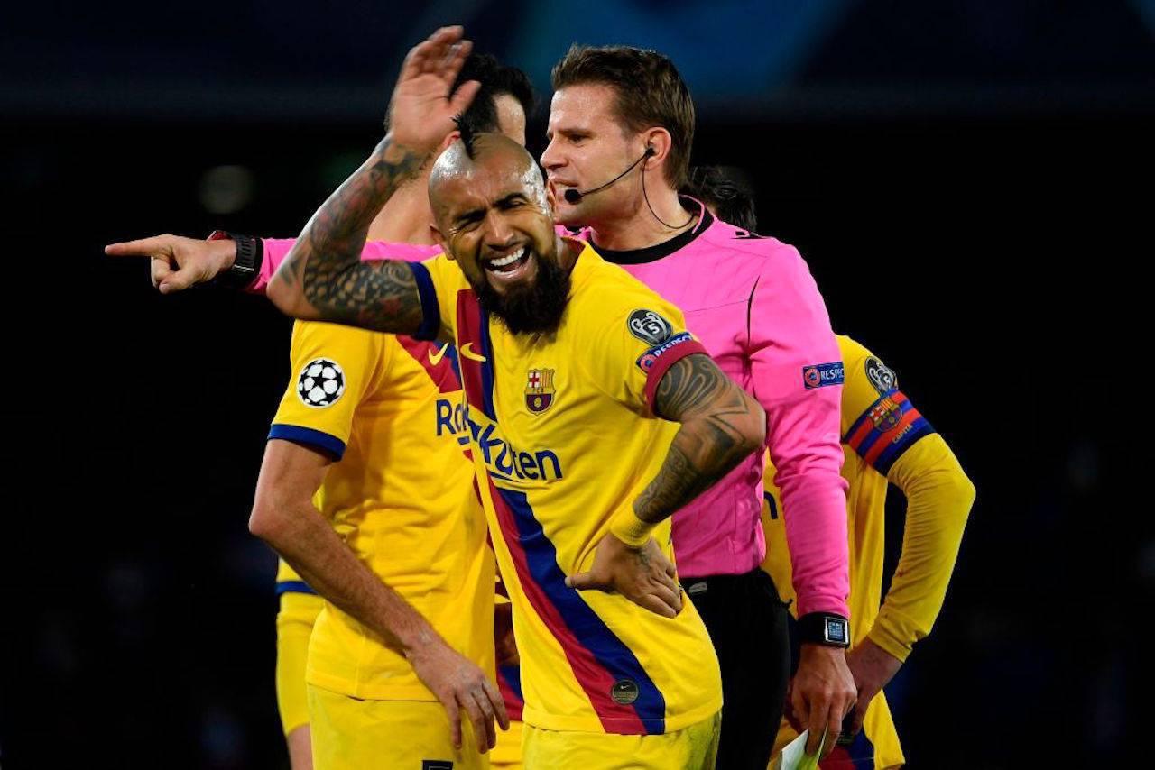 """Inter, Vidal svela il suo futuro: """"Il Barcellona sa cosa voglio"""""""