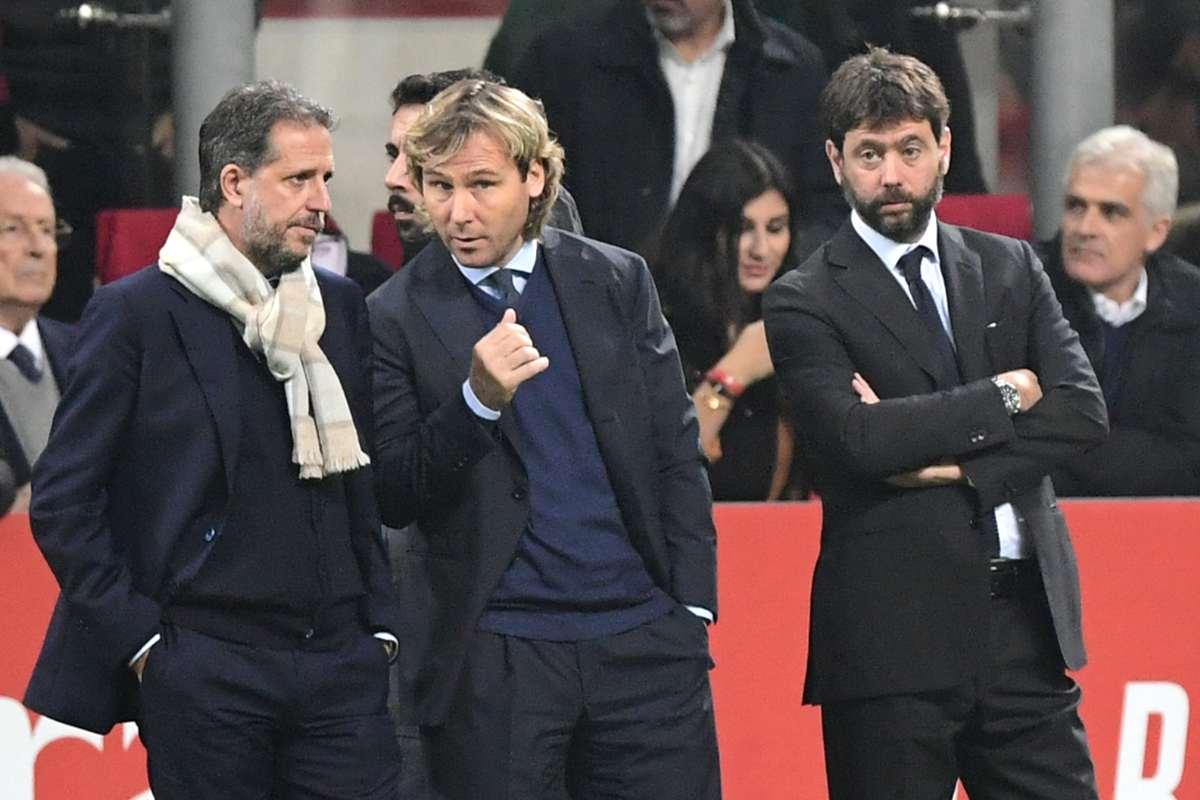 Andrea Agnelli affidò a Paratici e Nedved la scelta dell'allenatore (Getty Images)