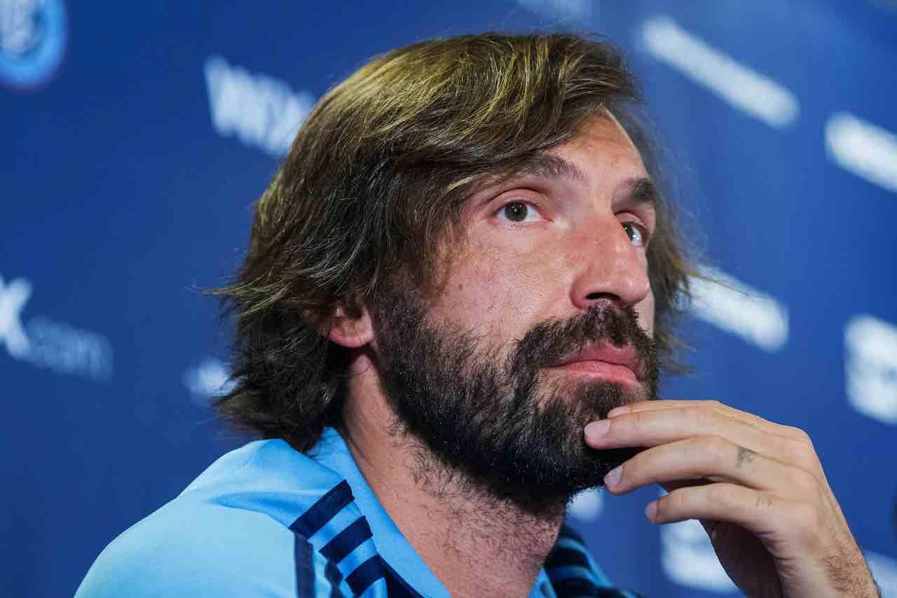 Andrea Pirlo nuovo allenatore della Juventus (Getty Images)