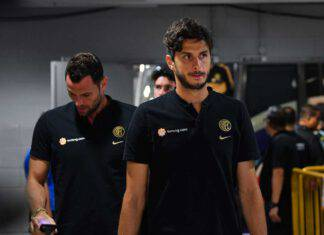 """Andrea Ranocchia versione cartoon in """"The Frog Life"""" (Getty Images)"""