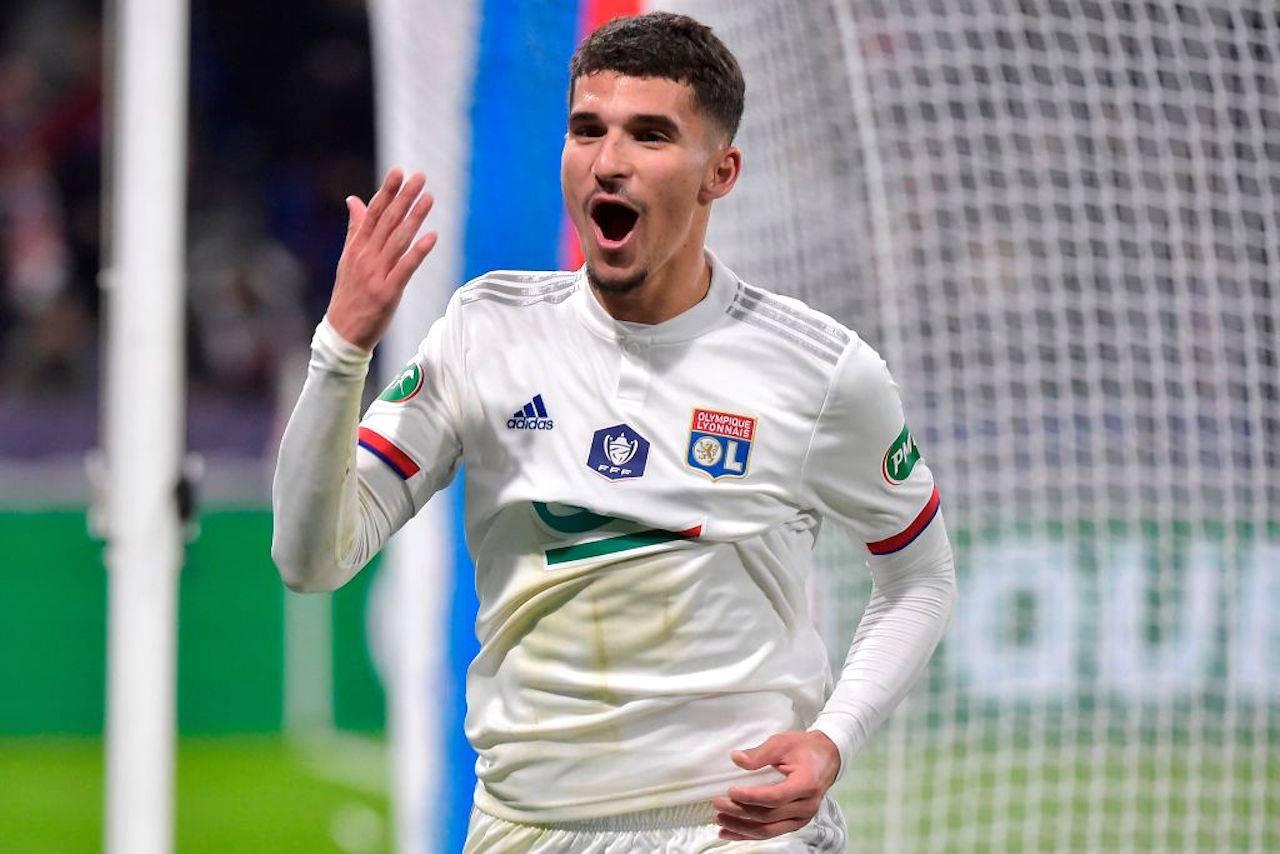 Aouar Juventus