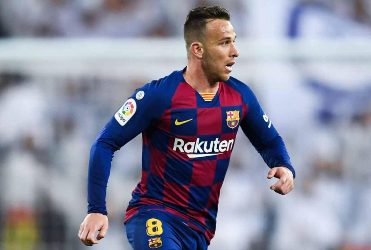 Arthur, chance per la Juventus (Getty Images)