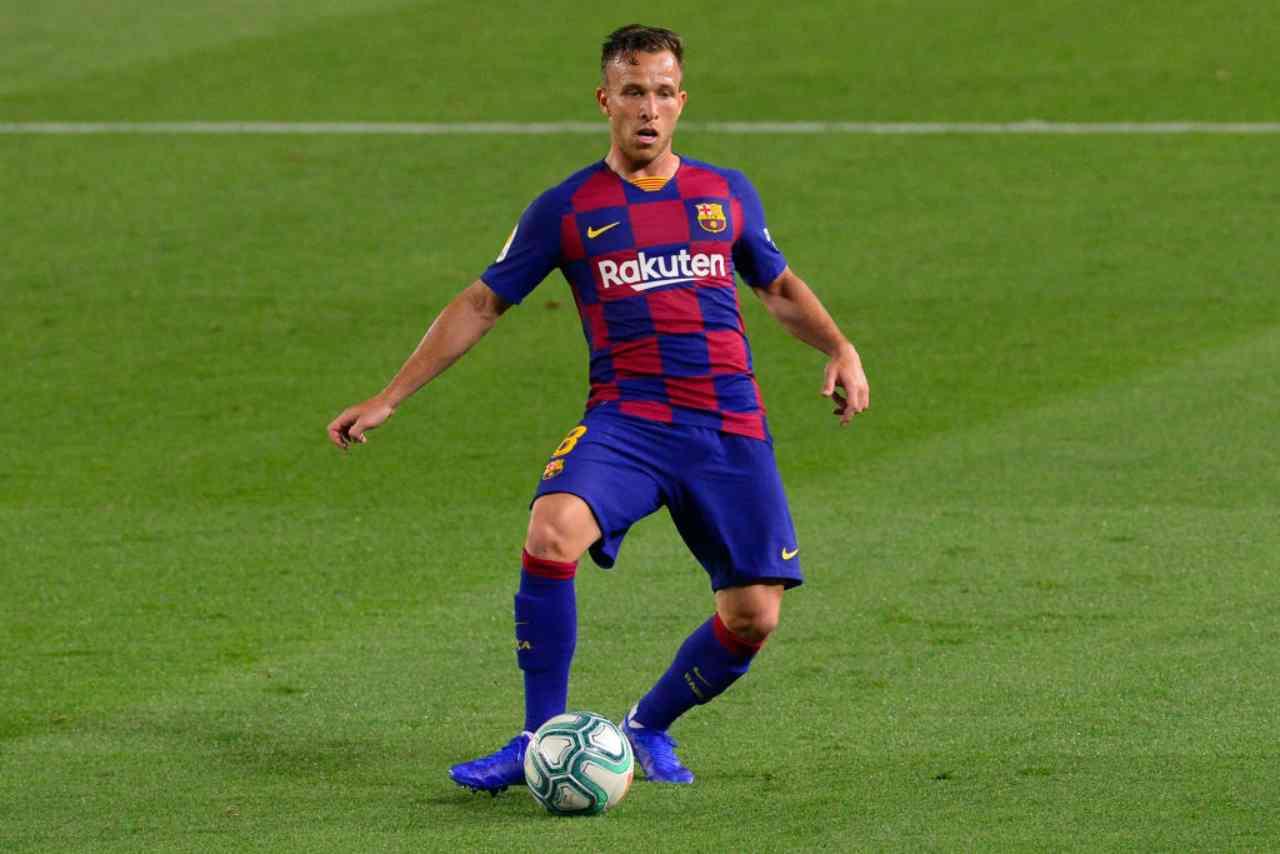 Arthur, ufficiale il passaggio alla Juventus (Getty Images)