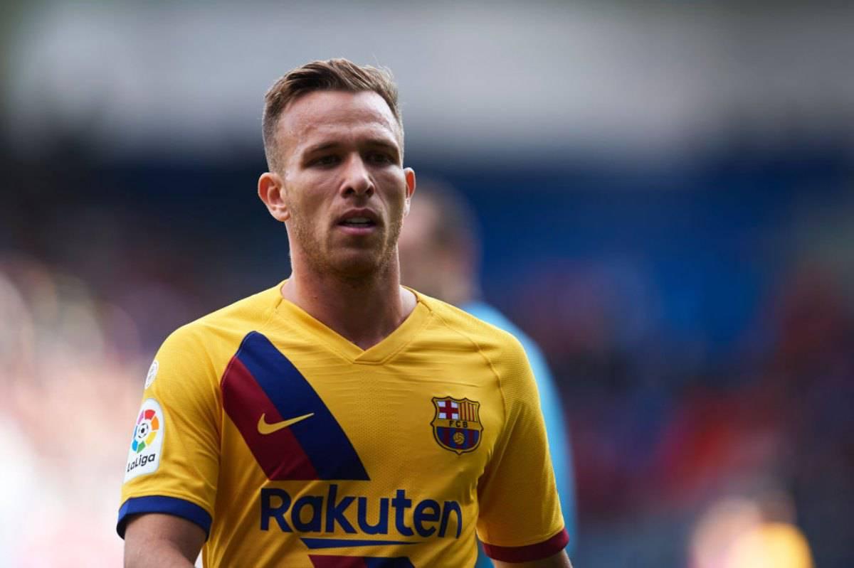 Arthur passa alla Juventus (Getty Images)