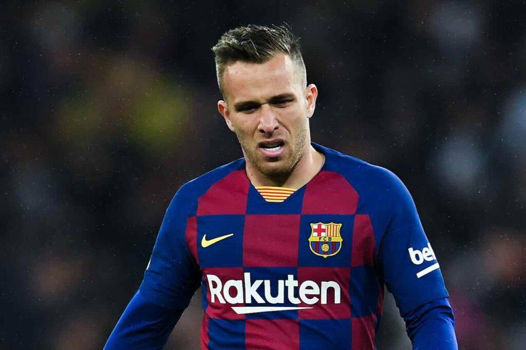 Arthur Melo verso la Juve, il segnale del Barcellona (Getty Images)