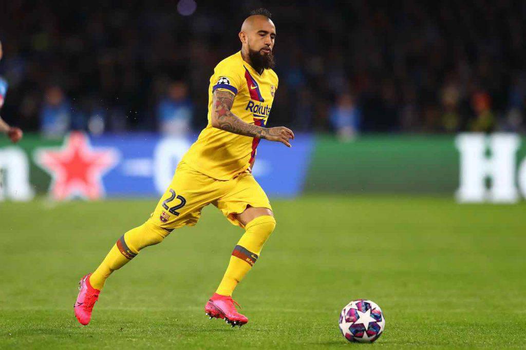 Arturo Vidal, sul cileno c'è anche il Boca Juniors (Getty Images)