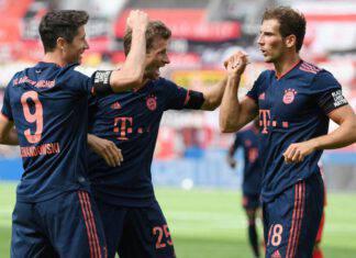 Bayern Monaco George Floyd