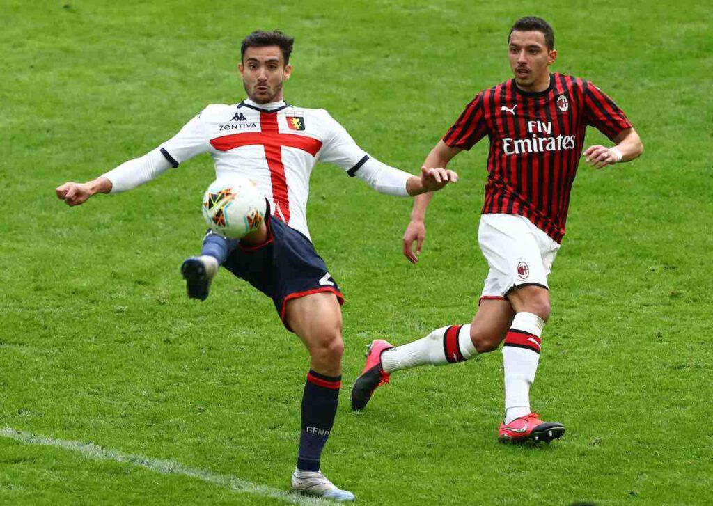 Bennacer, PSG pronto a pagare la clausola rescissoria al Milan (Getty Images)
